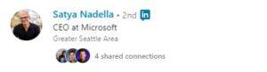 doris in social media  - 3 typy użytkowników LinkedIn