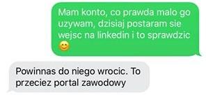 LinkedIn - portal biznesowy