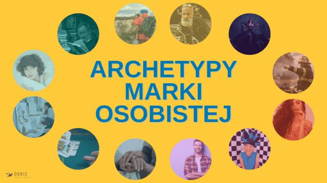 Archetypy marki osobistej online.